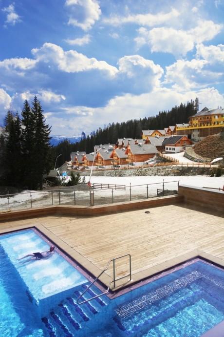 wellness falkensteuner austrija, 22042006 photo boris stajduhar