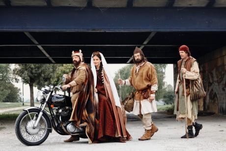 hrvatski kraljevi , zagreb 07102011 photo boris stajduhar
