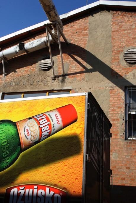 zagrebacka pivovara, zagreb 07102009 photo boris stajduhar