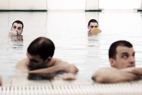 vateroplo reprezentacija hrvatske,bazen kantrida , rijeka 04012012 photo boris stajduhar