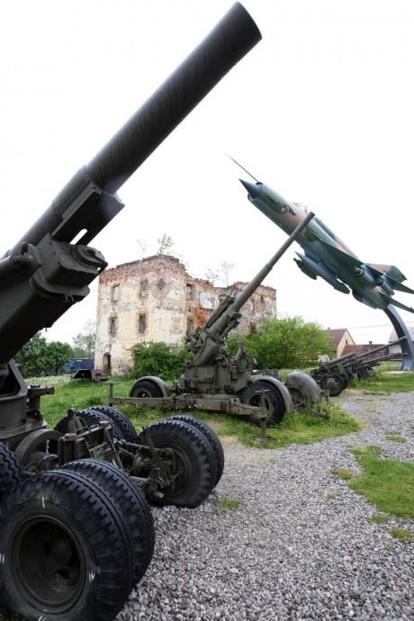 muzej domovinskog rata ,turanj karlovac 26042011  photo boris stajduhar